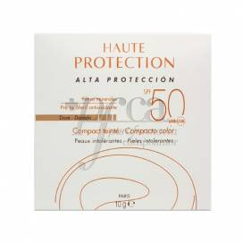 AVENE COMPACTO COLOREADO SPF50 DOURADO