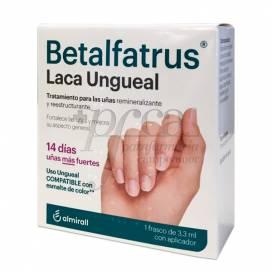 BETALFATRUS LACA UNGUEAL 3.3ML