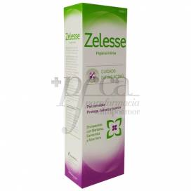 ZELESSE INTIMATE HYGIENE CLEANSER 250 ML