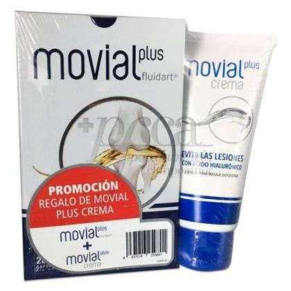 MOVIAL PLUS 28 CÁPSULAS + MOVIAL CREME 100 ML PROMO