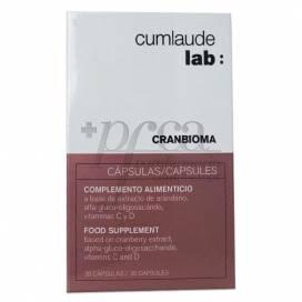 CUMLAUDE CRANBIOMA 30 CÁPSULAS