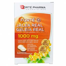 FORTE JALEA REAL 1000MG 20 COMPS FORTE PHARMA