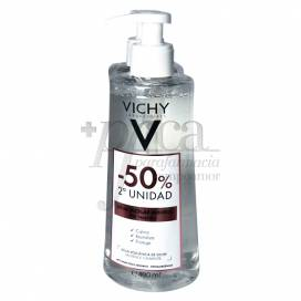 VICHY AGUA MICELAR PELE SENSÍVEL 2X400 ML PROMO