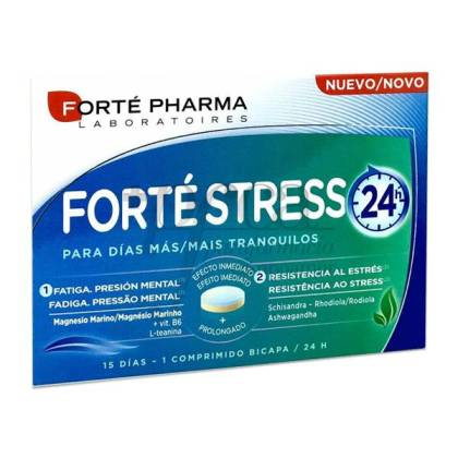 FORTE STRESS 24H 15 TABLETS
