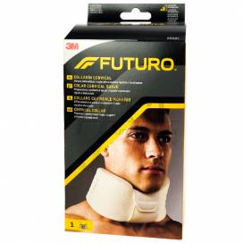 FUTURO COLLARIN CERVICAL AJUSTABLE 27,9-50,8CM