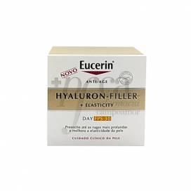 EUCERIN HYALURON-FILLER + ELASTICITY SPF30 CREME DE DIA 50 ML