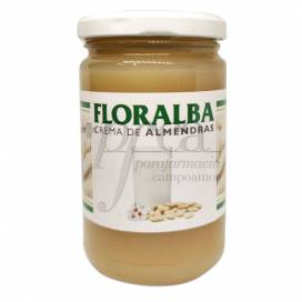 FLORALBA ALMOND CREAM 370 G
