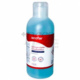 ACOFAR HYDROALCOHOLIC GEL WITH HYALURONIC ACID 170ML