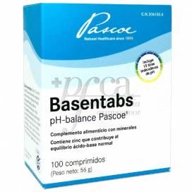 BASENTABS PH BALANCE 100 COMPS PASCOE
