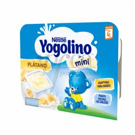 NESTLE YOGOLINO MINI BANANA 6X60G