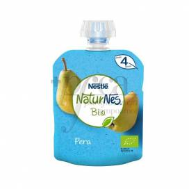 NESTLE NATURNES BIO PEAR AND BANANA 90 G
