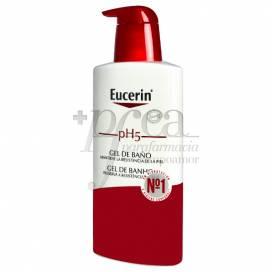 EUCERIN PH5 BADEGEL 400 ML PROMO