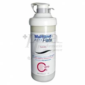 MULTILIND MICROPLATA LOTION 0,2% 500ML
