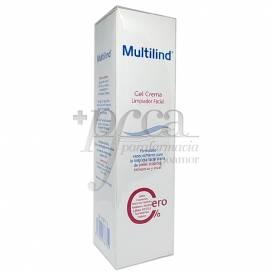 MULTILIND GEL LIMPADOR FACIAL 125 ML