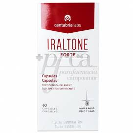 IRALTONE FORTE 60 CAPSULES