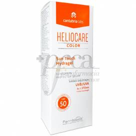 HELIOCARE SUNSCREEN SPF 50 SUN TOUCH 50 ML