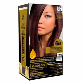 TH V-COLOR N665 DUNKELBLOND MAHAGONI