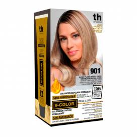 TH V-COLOR N901 PLATINUM BLOND ASCHE