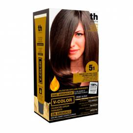 TH V-COLOR N5 HELLBROWN ASCHE