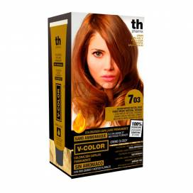 TH V-COLOR N703 MEDIUM GOLDEN NATURA LBLONDE