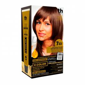 TH V-COLOR N723 MEDIUM GOLDEN PEARL BLONDE