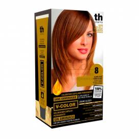 TH V-COLOR N8 HELL BLOND