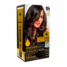 TH V-COLOR N4 MITTLERE BROWN