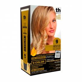 TH V-COLOR N9 SEHR HELL BLOND