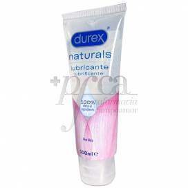 DUREX NATURAL INTIMO GEL EXTRA SENSITIVO