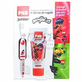 PHB TOOTHBRUSH PLUS JUNIOR + STRAWBERRY TOOTHPASTE + GIFT PROMO
