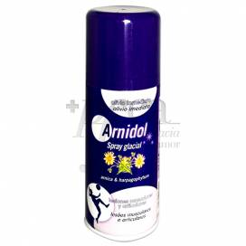 ARNIDOL GLACIAL SPRAY 150 ML