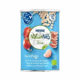 NATURNES BIO NUTRI PUFFS CEREAIS COM TOMATE 35G