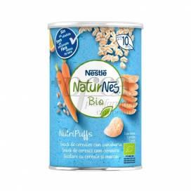NATURNES BIO NUTRI PUFFS CEREAIS CENOURA 35G