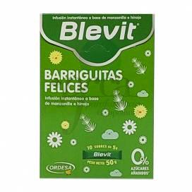 BLEVIT BARRIGUITAS FELICES 10 SAQUETAS
