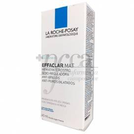 EFFACLAR MAT SEBO-REG ROCHE POSAY 40 ML