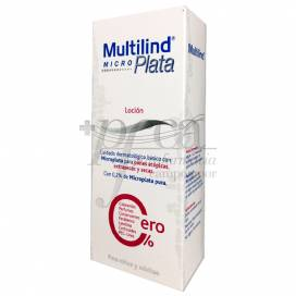 MULTILIND MICROPLATA LOTION 200 ML