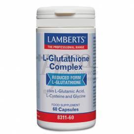 L-GLUTATIONA COMPLEX 60 CAPS LAMBERTS