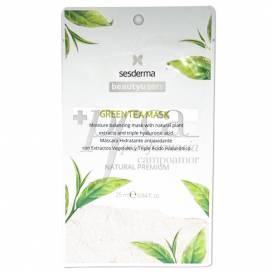 SESDERMA BEAUTYTREATS GREEN TEA THERAPY MASK 25 ML