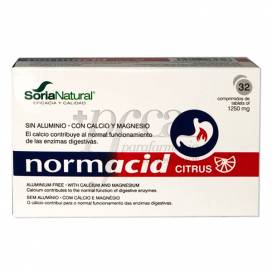 NORMACID 32 TABLETTEN SORIA NATURAL