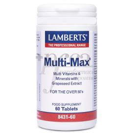 MULTI-MAX FOR THE OVERS 50 60 COMPS LAMBERTS