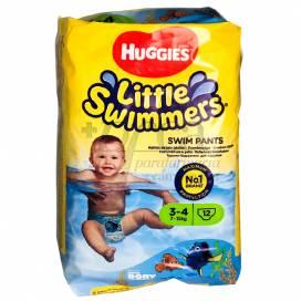 HUGGIES LITTLE SWIMMERS GR 3-4 7-15KG 12 EINHEITEN