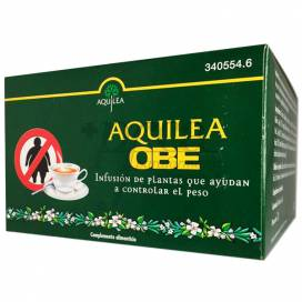 AQUILEA OBE SILHOUETTE 40 TEA BAGS