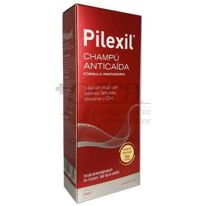 PILEXIL CHAMPU ANTICAIDA 300 ML
