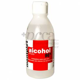 VALPHARMA ALCOHOL 96º 250 ML