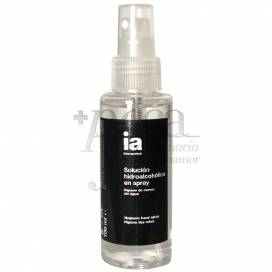 INTERAPOTHEK SPRAY HIDROALCOHOLICO 100 ML