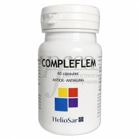 COMPLEFLEM 60 CAPSULES HELIOSAR