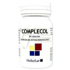 COMPLECOL 60 CÁPSULAS HELIOSAR