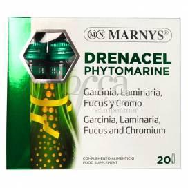 DRENACEL PHYTOMARINE 20 FRASCOS 11 ML MARNYS