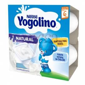 NESTLE YOGOLINO NATURAL 4X100 G
