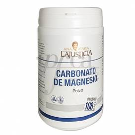 CARBONATO DE MAGNESIO POLVO 130 G LAJUSTICIA